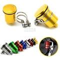 Universal Motorbike Brake Fluid Reservoir Clutch Tank Cylinder Master Oil Cup For HONDA PCX125 PCX150 GROM MSX125 MSX 125