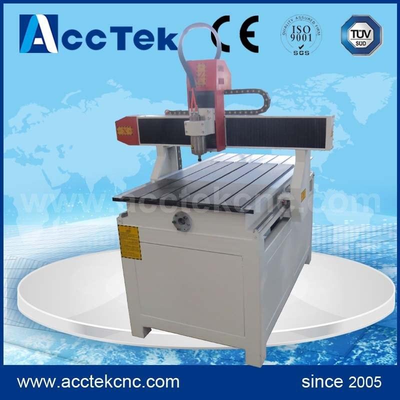 2015 woodworking machinery cnc machine mini AKM6090 1pc rtw1400 mini ultrasonic polishing machine surface treatment machinery