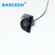 Auto rear view camera for motorcycle with glass lens hd ccd night vision  wire  suitable for Audi for Daewoo and so forth