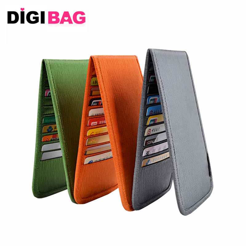 Waterproof bag Design Credit Card wallet Holder Passport Cover Documents Multi-functional Travel group Gifts brand Business