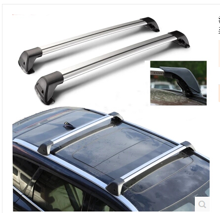 Aluminum Car Roof Rack/Luggage Rack Roof Racks Modification Accessories For  Volvo XC60 XC90 V60 V40 S60.