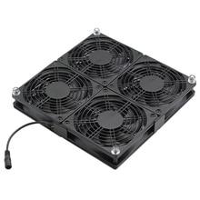 цены на Speed Version Silent Cooling Fan High Speed Belt High Speed Industrial Cabinet Cooler Water Cooling Heat Sink Pc Power Game No  в интернет-магазинах