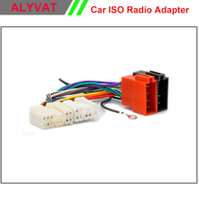 Car ISO Radio Adapter Connector For Mazda 2001 Onwards Wiring Harness Auto Stereo Adaptor Lead Loom_220x220 compare prices on mazda wiring harness online shopping buy low mazda wiring harness connectors at mifinder.co