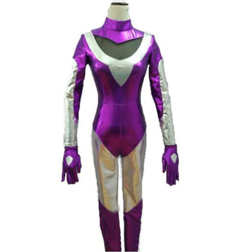2018 LOL DJ Sona Ethereal Cosplay Costume Halloween Uniform Outfit Jumpsuit