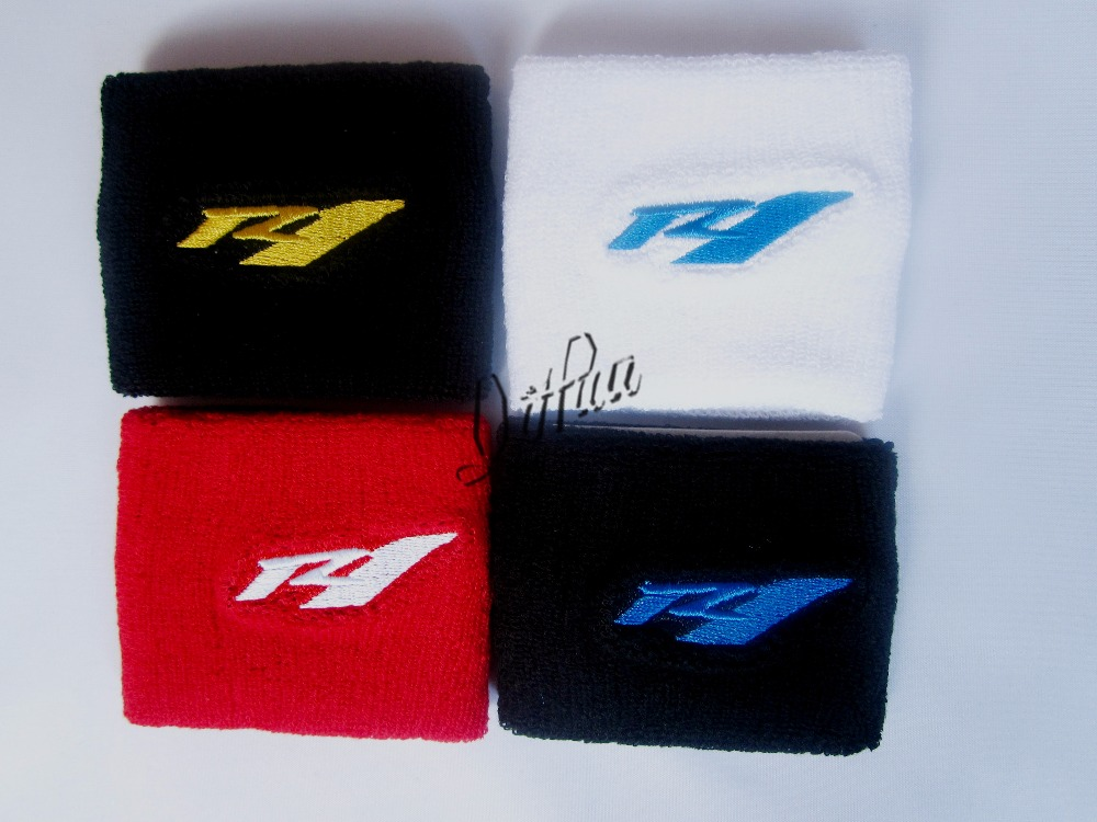MOTORCYCLE YZF R1 BRAKE RESERVOIR SOCKS FLUID OIL TANK CUP COVER SLEEVE CUFF For Yamaha R1  4 Colors