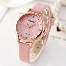 New Fashion Elegant Watch Women Luxury Rose Gold Crystal Dress Wrist Watches Woman Casual Quartz Clock Ladies Watch kol saati недорго, оригинальная цена