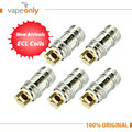 5 pçs/lote ecl cabeça bobina cig eletrônico para ijust eleaf s/ijust 2/ijust 2 mini/melo/2/3/melo 3 mini/lemo 3 atomizador tanque vaporizador