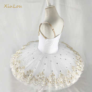 white professional ballerina ballet tutu for child children kids girls women adults ballerina party ballet dance costumes girls