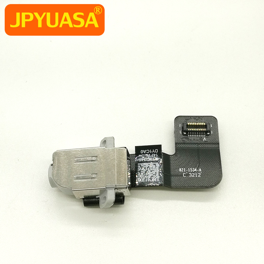 20 Pieces/lot New Audio I/O Board Headphone Earphone Jack For Macbook Pro Retina 13 inch A1425 821-1534-A i o board usb sd card reader board 820 3071 a 661 6535 for macbook pro retina 15 a1398 emc 2673 mid 2012 early 2013