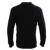Suéter Para Hombre de la Solapa chaqueta de Punto de Moda Suéter de Punto Escudo de Cultivan Su Moralidad