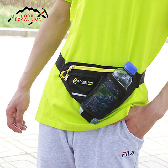 Women Fanny Pack Running Waist Bag With Multi Pocket for Phone Waist Bag Water Bottle Good Quality Men Waist Pack