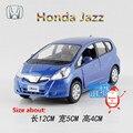 Rmzcity/1:36 escala diecast modelo de juguete/simulación: honda jazz/educativos de tira del coche para los niños regalo o colección/limitada
