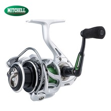 100% Original Mitchell Mag-Pro R Reel 1000 2000 3000 4000 Spinning Fishing Reel 10 BB 5.8:1 Anti-Reverse Fishing Gear