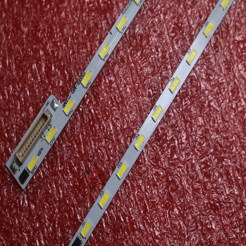 For Skyworth 50E510E Toshiba 50L2400U 50L3400U 50''  623mm LED Backlight Lamp Strip 68 Leds V500H1-ME1-TLEM9 V500HJ1-ME1