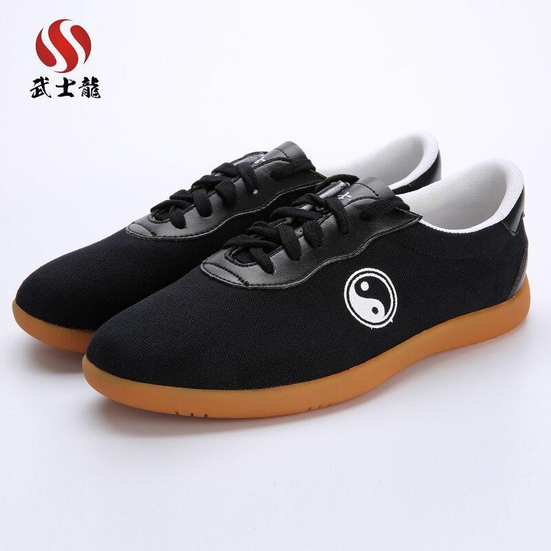 22d3be62f Cheap Sale Size 34-45 Taichi Shoes Martial Art Shoes Taiji Shoes For Taichi  Karate Taekwondo Wushu Training Black Sports & Entertainment