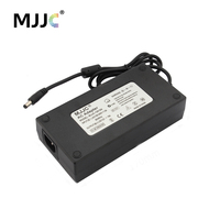 MJJC 12V 15A led Desktop Adapter Power Adapter 180w Power Supply ,EU AU UK US Plug Available