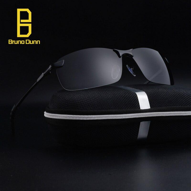 Aluminum Magnesium Men's Sunglasses Polarized Coating Mirror Sun Glasses oculos Male Eyewear Accessories Men 3043 Marca Original