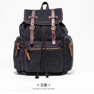 Новый Холст Рюкзак Anti-Theft Колледж школьников рюкзак Дизайн сумки для подростка туристические рюкзаки черный/хаки/ armyGreen