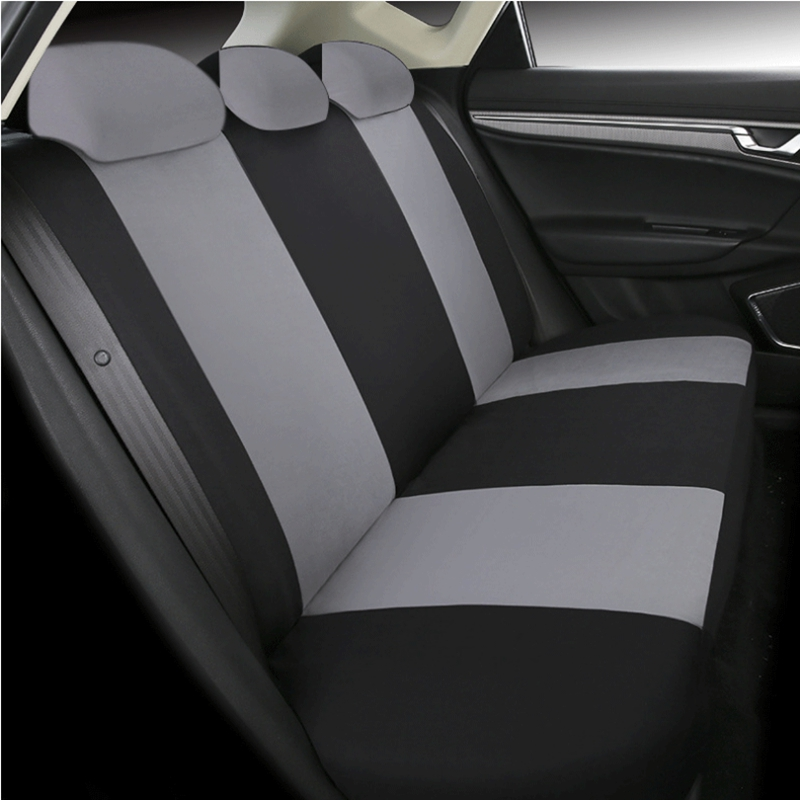 Image 5 - GNUPME New High Quality Universal Car Seat Covers Auto Interior Styling Decoration Protect Universal Fit Interior Accessories-in Automobiles Seat Covers from Automobiles & Motorcycles