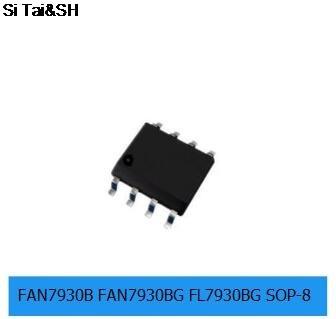 10pcs/lot FAN7930B FAN7930BG FL7930BG SOP-8