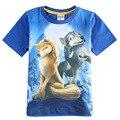 Fox imprimir niños camisetas del bebé, ropa para niños, camisetas para niños, ropa de niño, niños azules t camisa, niños niños camisetas enfant