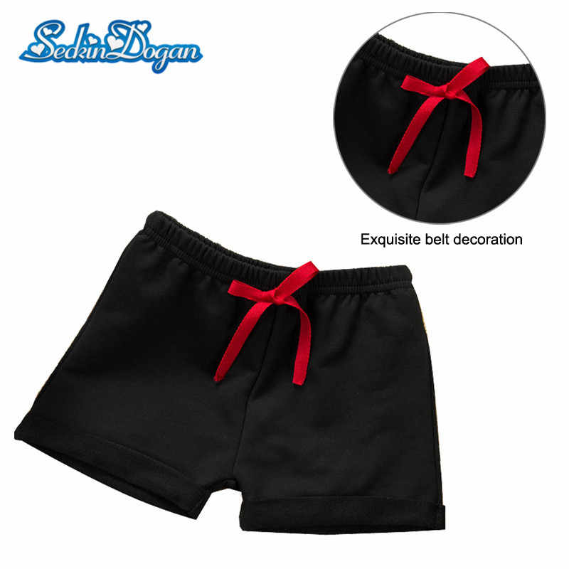 c82372eb11 SeckinDogan Baby Shorts Summer Casual Baby Girl Shorts Solid Color Cotton  Sport Infant Short Pants Brand Beach Baby Boy Clothes