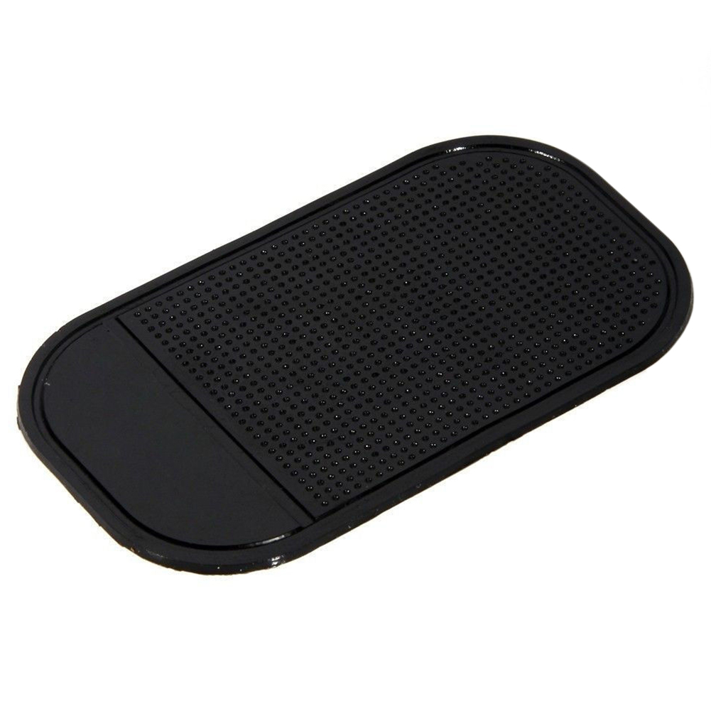 5 X Black Anti slip magic Mat Non slip Car Dashboard <font><b>Sticky</b></font> <font><b>Pad</b></font> for <font><b>Cell</b></font> <font><b>Phone</b></font> Key