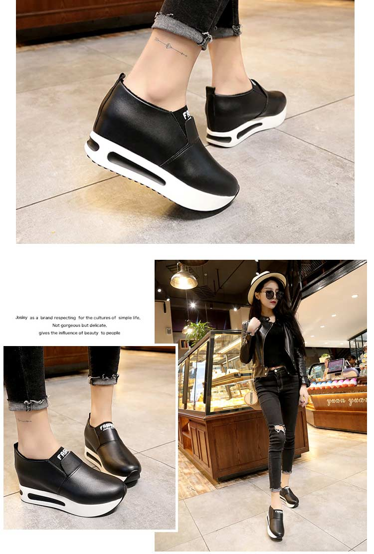 Vulcanize shoes women casual shoes 2019 new fashion solid pu women sneakers slip-on breathable shoes woman zapatos de mujer (24)