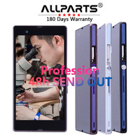 Tested 5 1920x1080 For SONY Xperia Z LCD Display Touch Screen Digitizer Assembly L36h L36i C6606