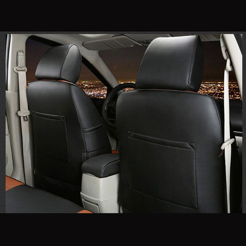 Coprisedili Anteriori C4 Picasso Versione 2008-2013 compatibili con sedili con airbag con Fori per i poggiatesta e bracciolo Laterale