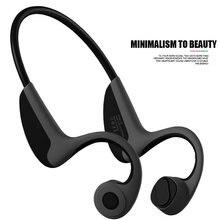CXY LF-18 Waterproof Bone Conduction Headphone Wireless Bluetooth Stereo headset Hands-free Earphone Fit for Outdoor Sports цена