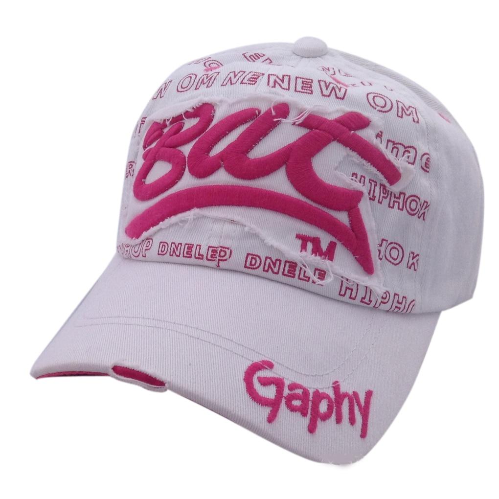 Fshion verano algodón para hombre sombrero carta Bat unisex mujeres  sombreros gorra de béisbol 85fb5fd194fd