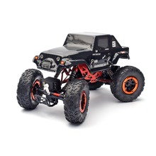 HSP Rc Car Kulak 1/18 Scale 4wd Remote Control Car Electric Powered Off Road Crawler  94680S Four wheel Steering Two Servos Car