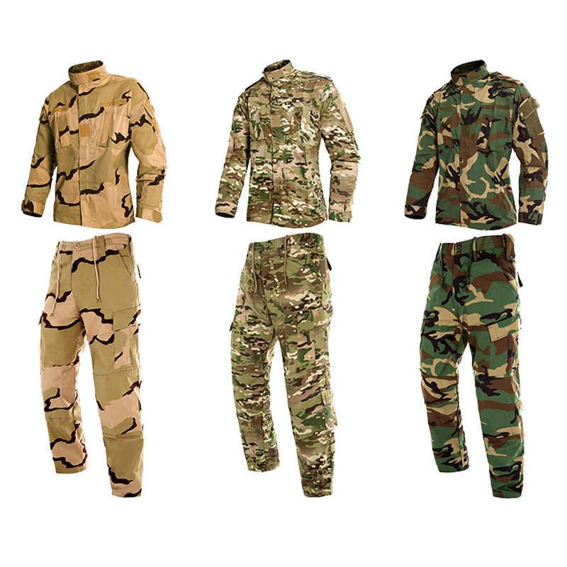 Мультикам черная Военная Униформа Камуфляжный костюм Tatico тактический военный камуфляж страйкбол пейнтбол оборудование одежда