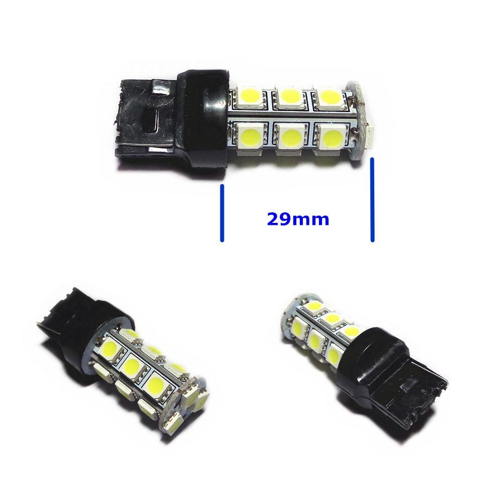 12V LED (18 * 5050SMD) Λαμπτήρας αυτοκινήτου W21W - Φώτα αυτοκινήτων - Φωτογραφία 4
