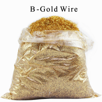 0.5kg K gold ,0.5 kg B gold / Foil Wire, Thin Wire, Many Colors To Choose ,gilding Painting and Glass Painting, Free Shipping