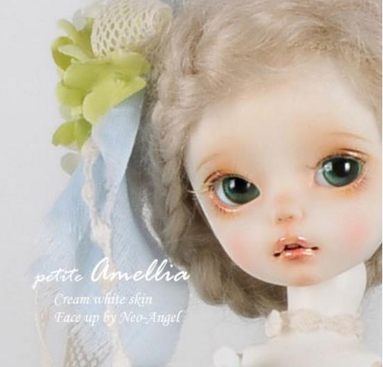 Flash sale !free shipping!makeup and eyes included! top quality 1/6 bjd Baby doll reborn ai luts soom imda 2.2 Amellia 22cm best flash sale free shipping free makeup and eyes top quality bjd doll real skin fairyland minifee chloe 1 4 bjd 42cm best gift