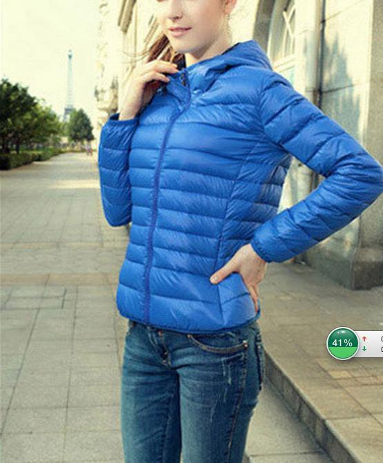 Women's Clothing   basic     jackets   coat new autumn winter Europe America solid color long-sleeved   jacket   coat 92848