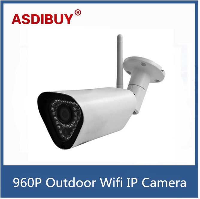 ФОТО High quality wireless 960P wifi IP Camera outdoor IR Hi3518E Network camera for smart phone remote with motion detection