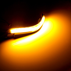 Image 5 - Dynamic Blinker car mirror LED Turn Signal For BMW F20 F31 F36 F22 Smoked Side Mirror Sequential Blink For BMW 1 2 3 4 Series X1