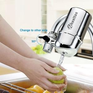 Image 5 - להסיר מים מזהמים מים Ionizer מים ביתיים מסנן מטהר טיהור למטבח מים Freeshiping