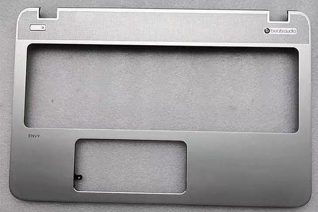Original para hp envy touchsmart 15z-q00 m6-n 774153-001 top case descanso de mãos caso shell superior 774153-001 98% novo
