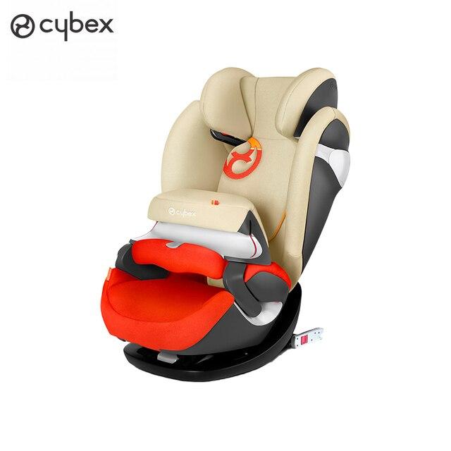 Автокресло для детей Cybex Pallas M-Fix Group - 1/2/3 (от 9 месяцев до 12 лет) Isofix, переносная, боковая защита