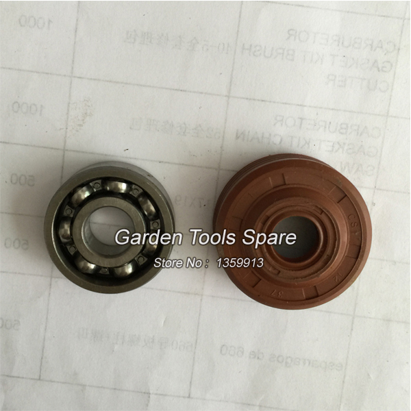 H137 H142 chain saw spare parts oil seal and bearing made in China taisser h h deafalla non wood forest products and poverty alleviation in semi arid region