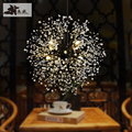 Customized man-made personalized planet-shape pendant light decoration forLiving Room, Dining Room, Study, Bedding Room,Coffee
