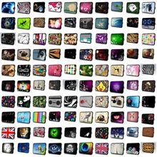 Fasion housse pour ordinateur portable, étui pour ordinateur portable 10.1 12 13.3 14 pouces 15.4 15.6 17 pouces, pour Samsung iPad, Asus Acer Lenovo
