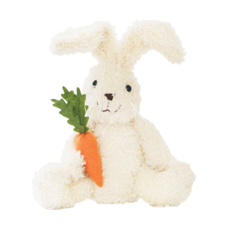 23CM Bunny Rabbit Stuffed Animal Toy For Children Easter Bunny Cute Kawaii Rabbit Plush Doll Girls Birthday Gifts little love pattern plush rabbit toy bunny bow tie stuffed doll 40cm