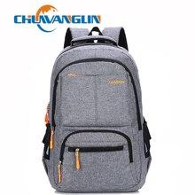 Chuwanglin Fashion male backpacks Business laptop backpack High capacity school bag Simple versatile travel bags C011502 цены онлайн
