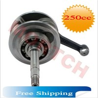 CF250 CH250 Crankshaft for water cooled ATV engine