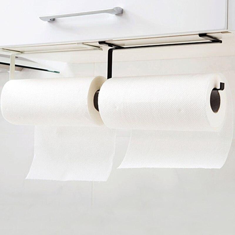 Tower Holder Hanger Towel Bar Stainless Steel Towel Rack Holder Bathroom Hotel Hardware Shelf Rack 23cm